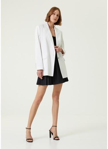 Academia Ceket Beyaz